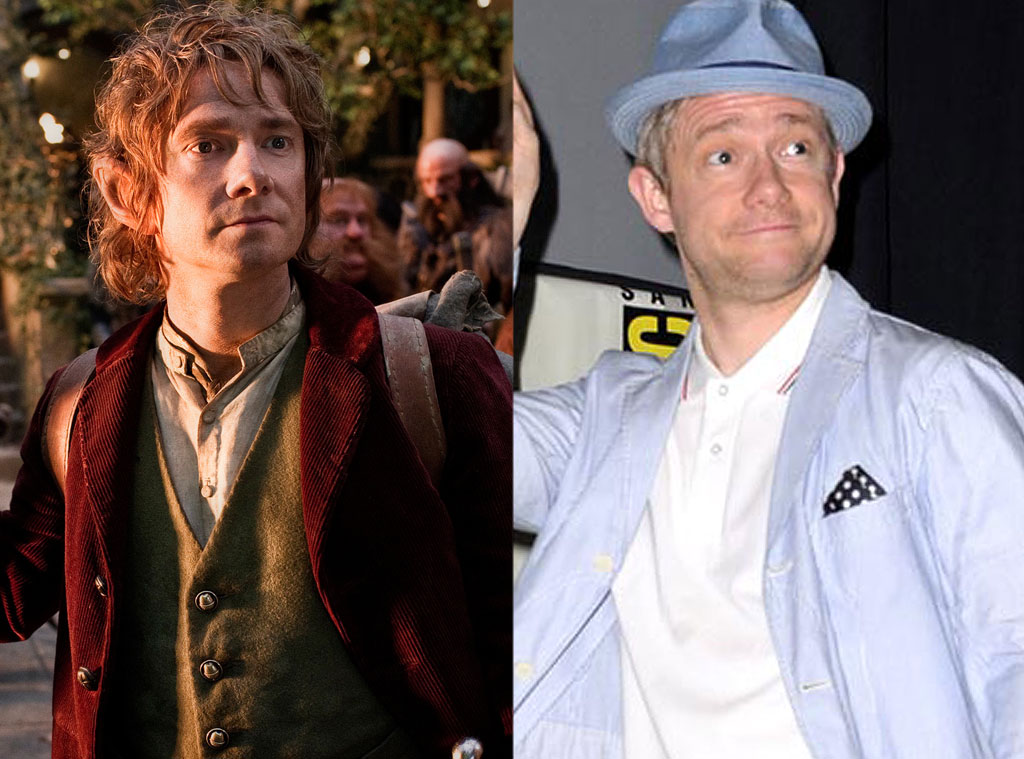 Martin Freeman, The Hobbit