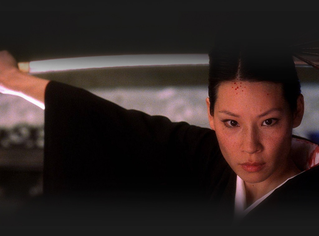 Lucy Liu, Kill Bill Vol. 1