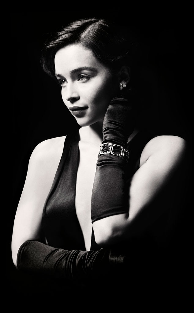 Emilia Clarke, Breakfast at Tiffany's
