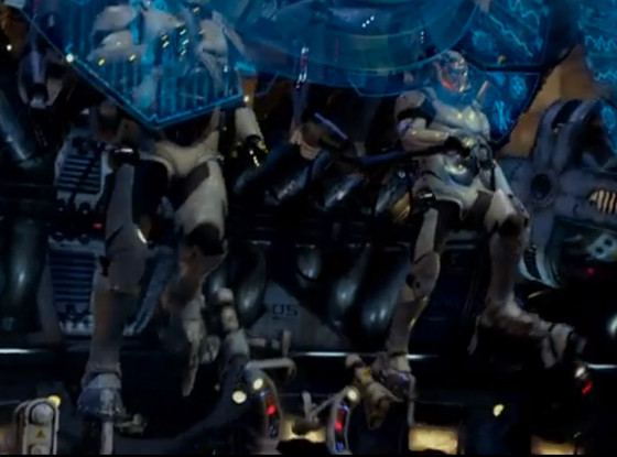 Pacific Rim Screen grabs