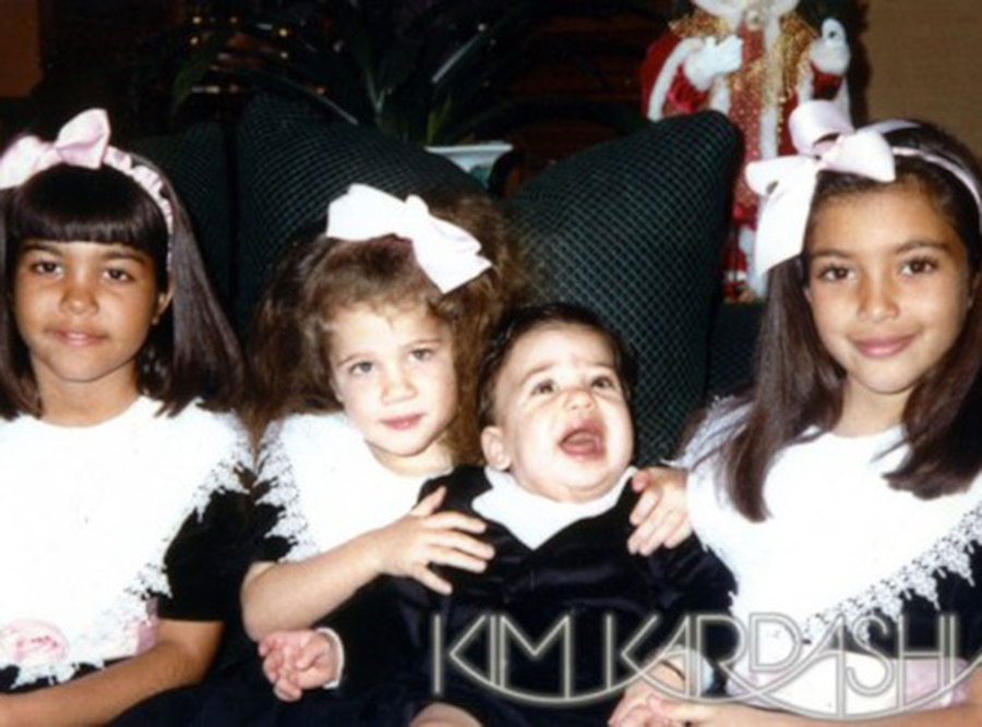 Kardashian Christmas Card Gallery