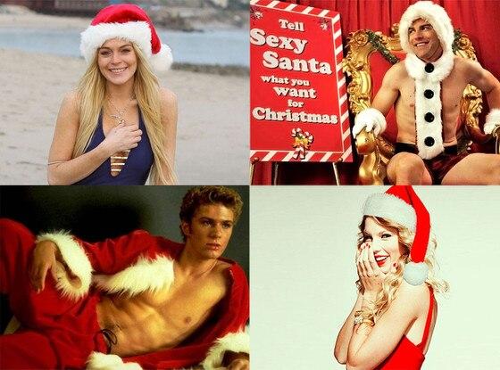 Sexy Santas