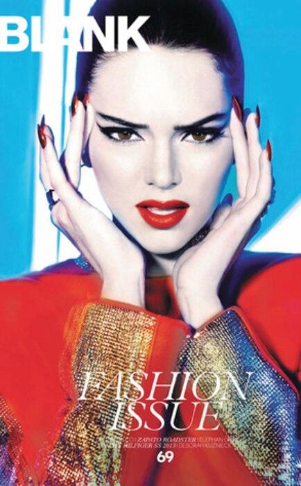 Kendall Jenner, Blank Magazine