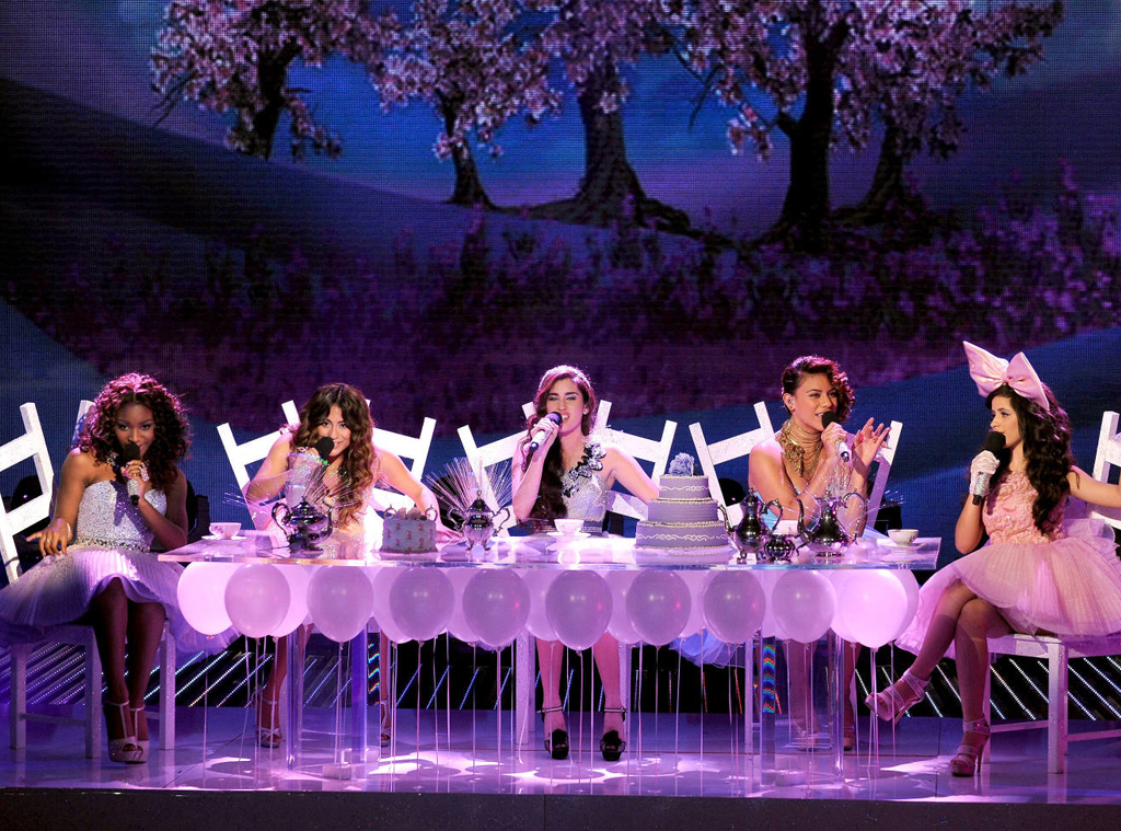 Fifth Harmony, The X Factor