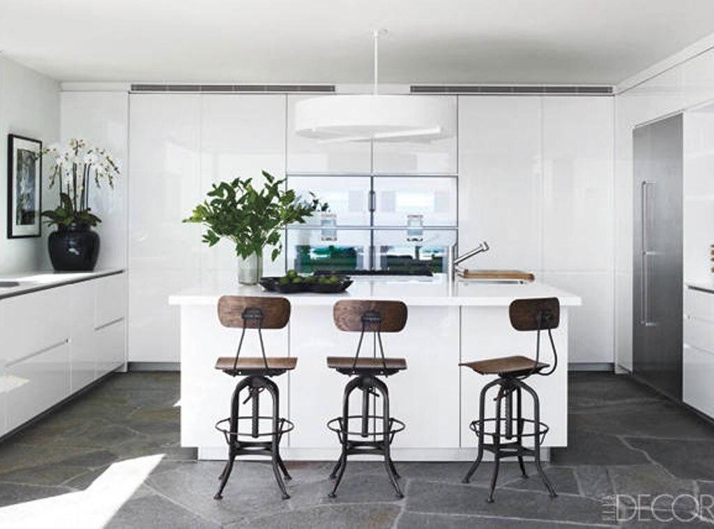 Courteney Cox, Kitchen