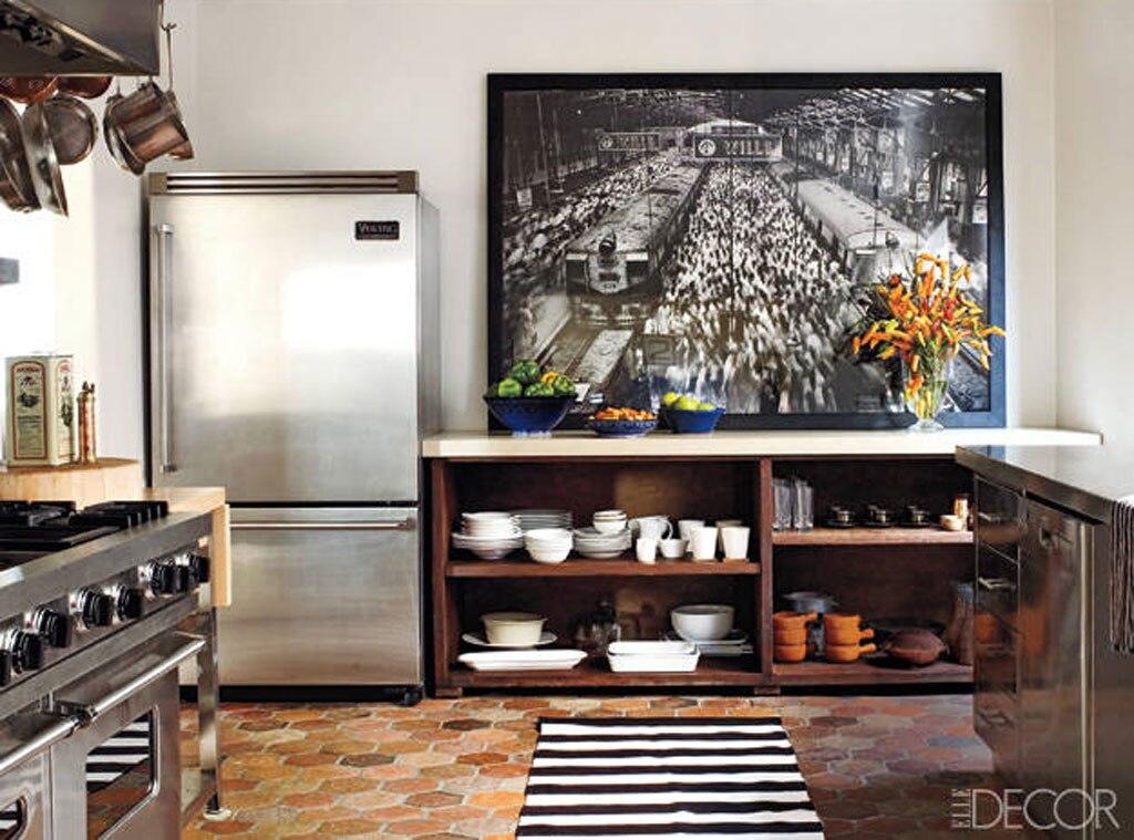 Ellen Pompeo, Kitchen