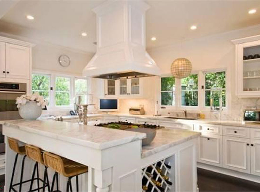Katy Perry, Kitchen