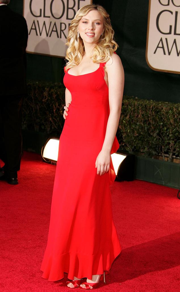 Scarlett Johansson, Golden Globe, 2006