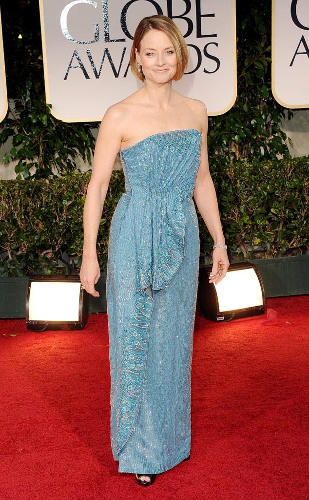 Jodie Foster, Golden Globes