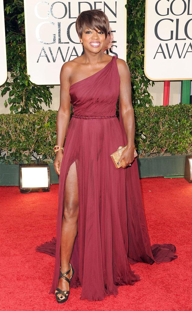 Viola Davis, Golden Globes