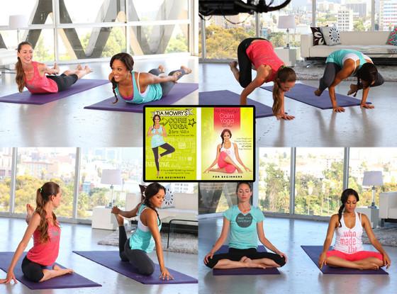 Tia Mowry with Tara Stiles, Yoga DVD