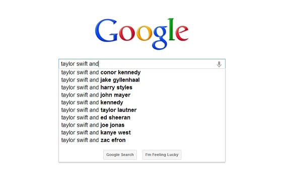 Taylor Swift Exes