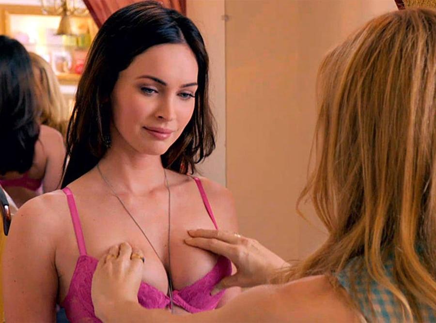 This is 40, Megan Fox, Leslie Mann