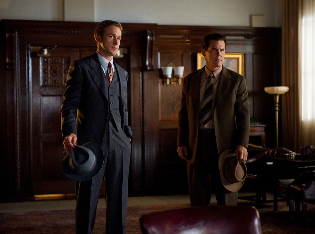 Ryan Gosling, Josh Brolin, Gangster Squad