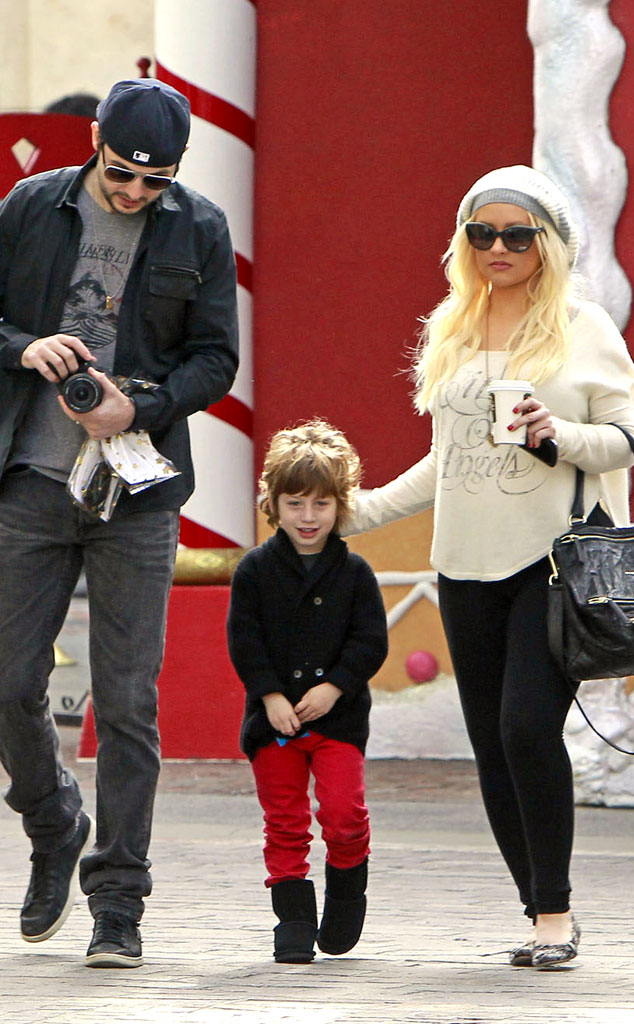 Christina Aguilera, Max & Matt Rutler