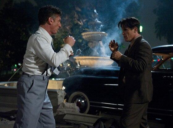 Sean Penn, Josh Brolin, Gangster Squad