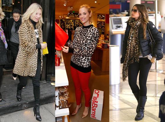Jaime King, Kate Moss, Sofia Vergara