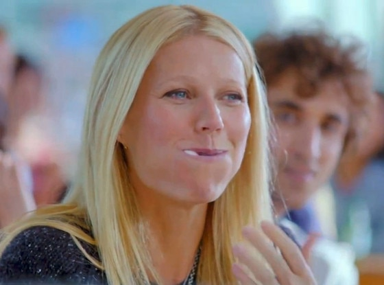 Gwyneth Paltrow, Chubby Bunny Video