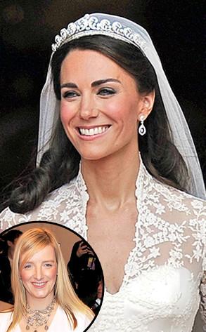 Kate Middleton, Sarah Burton