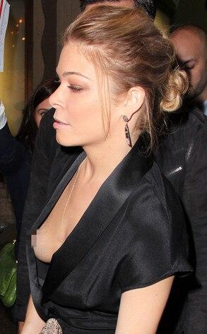 LeAnn Rimes, Nipple