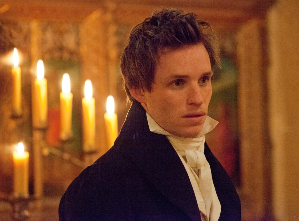 Eddie Redmayne, Les Miserables