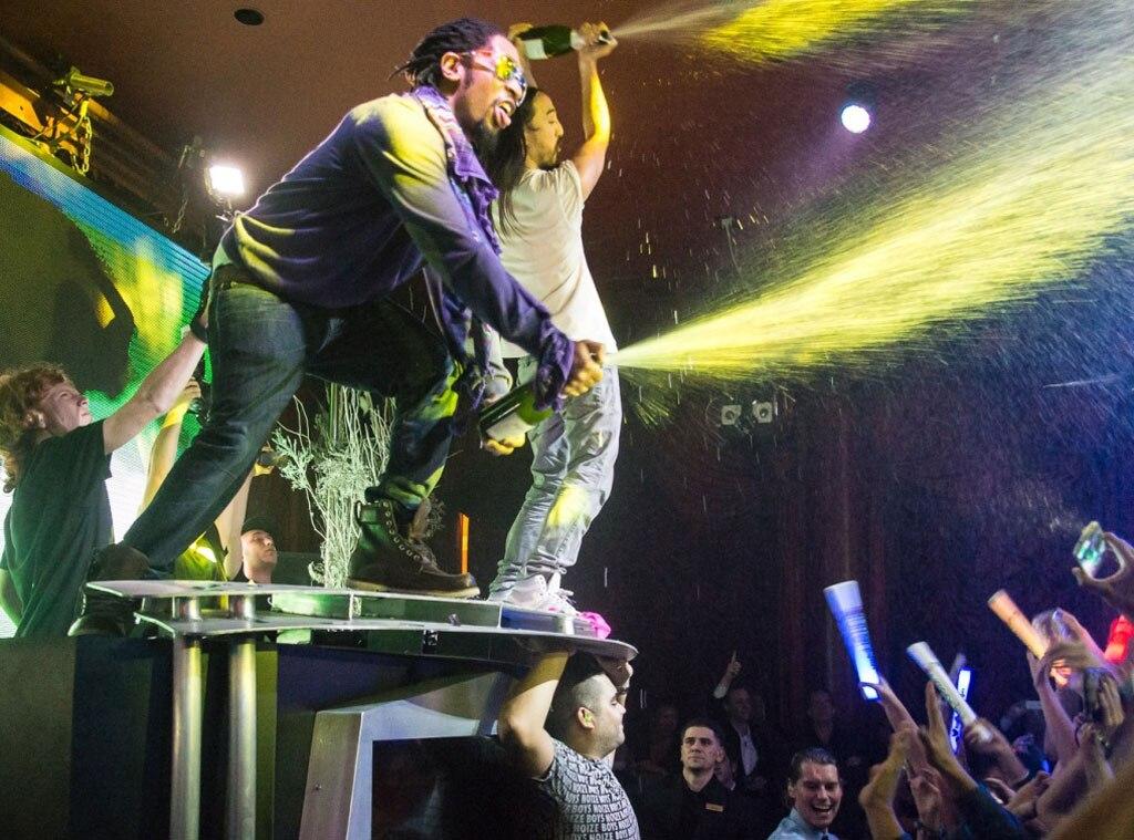 Lil Jon, Steve Aoki
