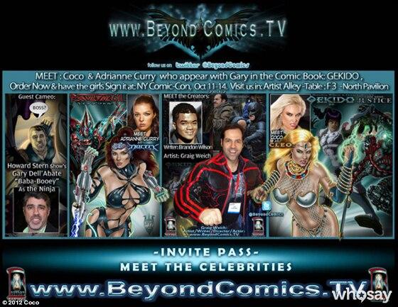 Coco Comic Con