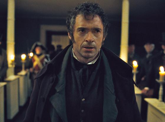 Hugh Jackman, Les Miserables