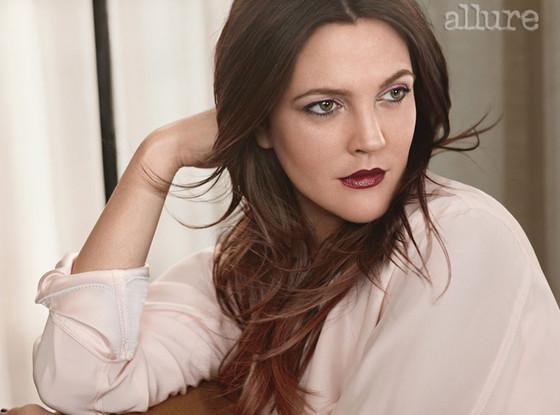 Drew Barrymore, Allure