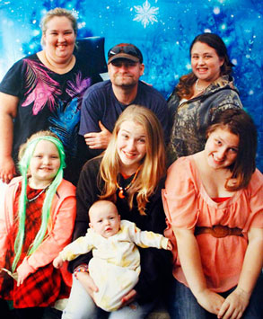 Honey Boo Boo, Holiday Photo