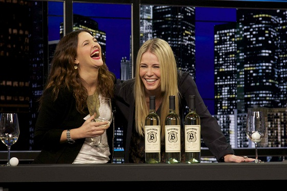 Drew Barrymore Chelsea Lately