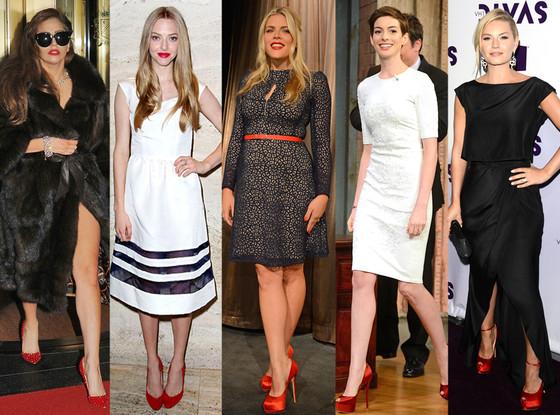Amanda Seyfried, Anne Hathaway, Busy Phillips, Elisha Cuthbert, Lady Gaga