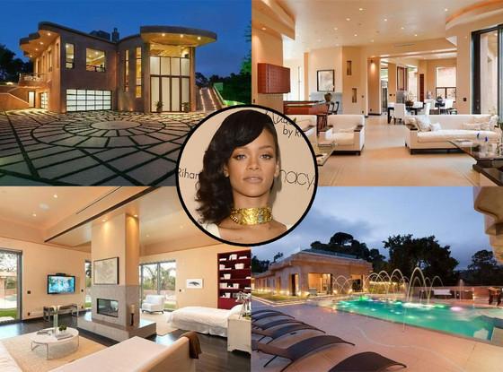 Rihanna, Palisades House