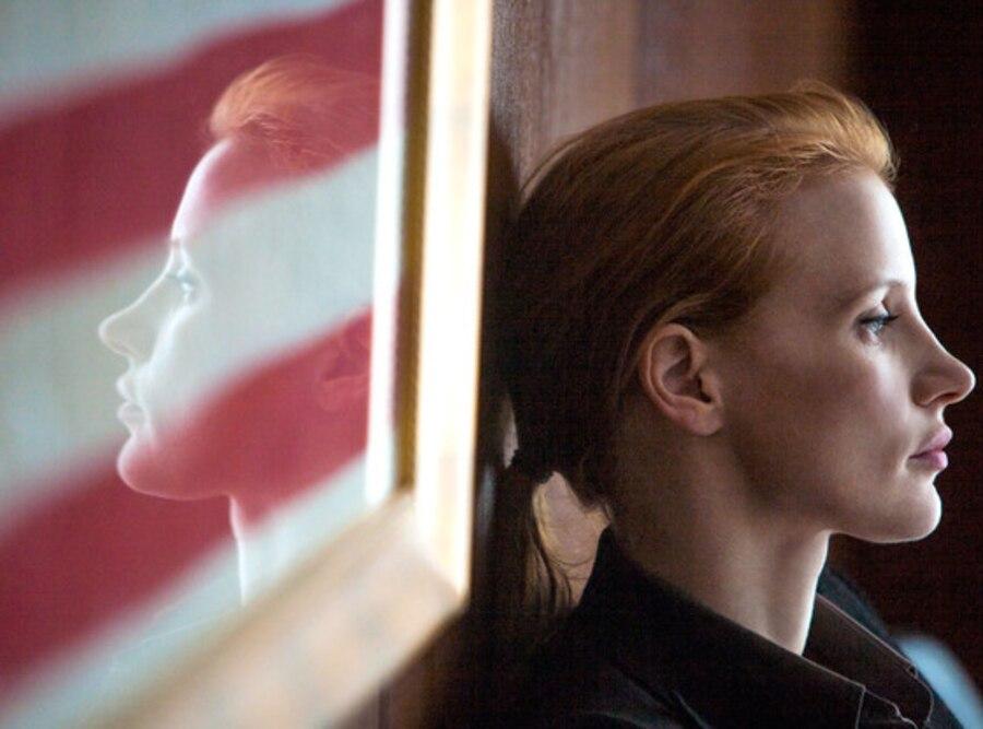 Jessica Chastain, Zero Dark Thirty