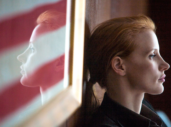 Jessica Chastain, Zero Dark Thirty