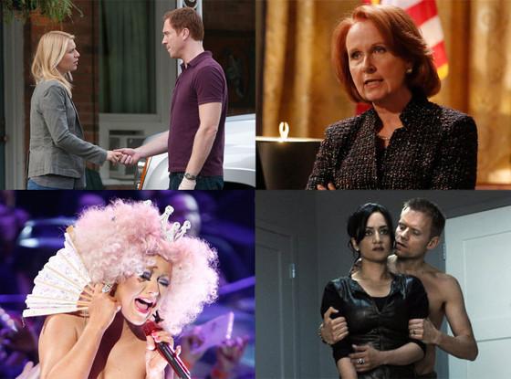 TV's Naughty List
