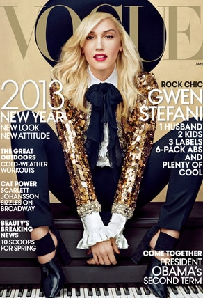 Gwen Stefani, Vogue Cover