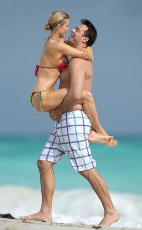 Joanna Krupa, Romain Zago
