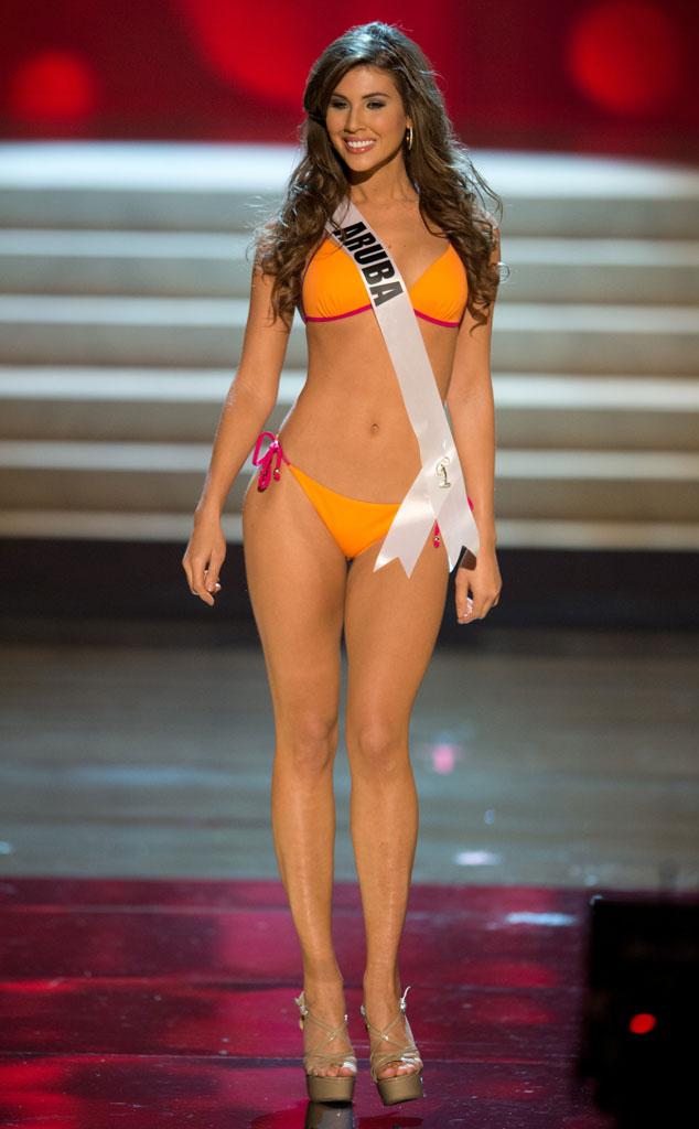 Miss Universe, Miss Aruba