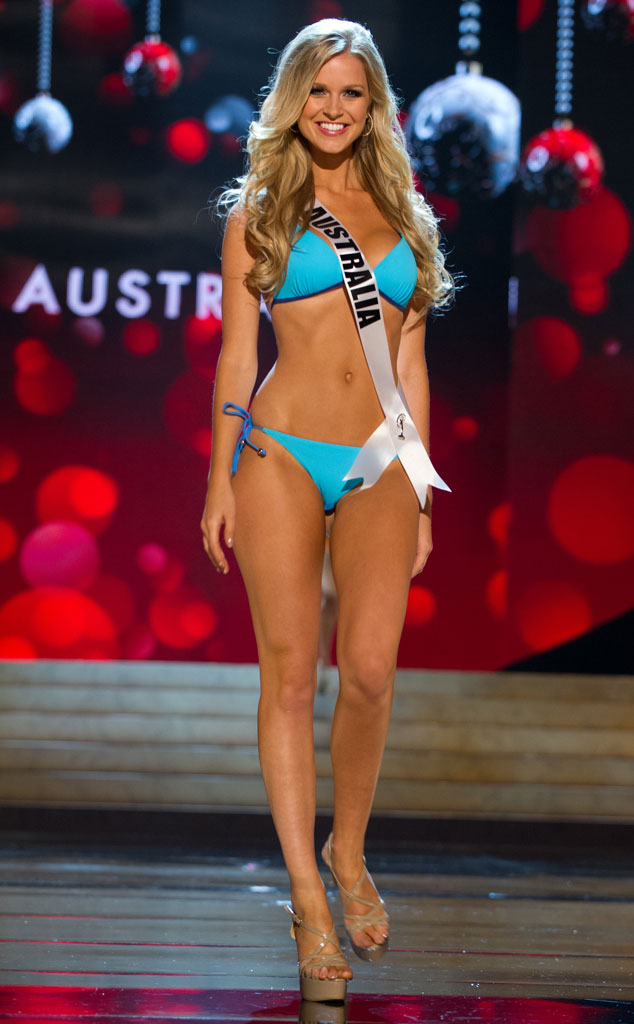 Miss Universe, Miss Australia