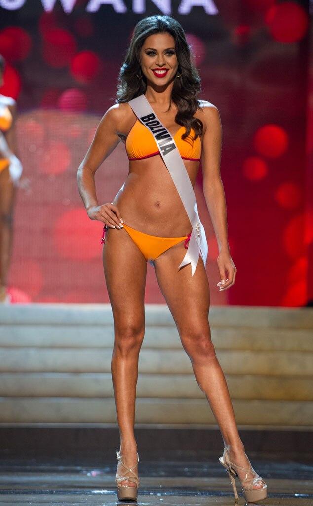 Miss Universe, Miss Bolivia