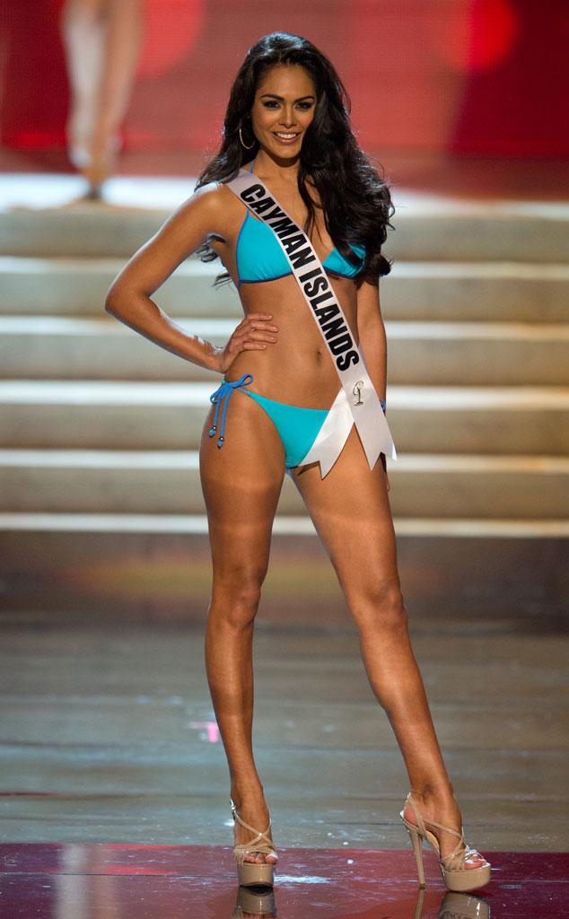 Miss Universe, Miss Cayman Islands