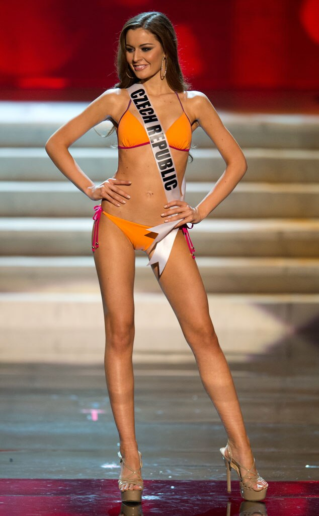 Miss Universe, Miss Czech Republic