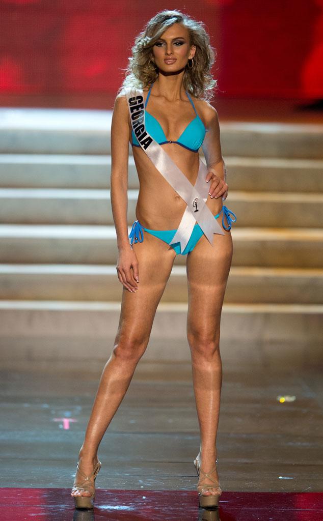 Miss Universe, Miss Georgia