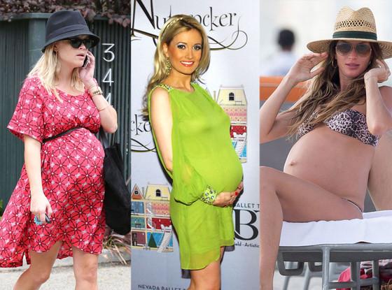 Reese Witherspoon, Holly Madison, Gisele Bundchen