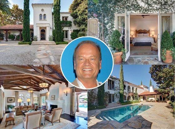 Kelsey Grammer Leased Home