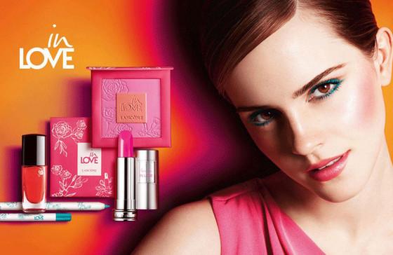 Emma Watson, Lancome In Love