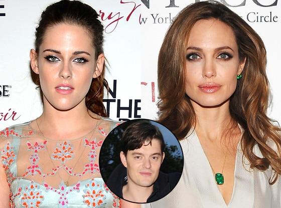 Kristen Stewart, Angelina Jolie, Sam Riley