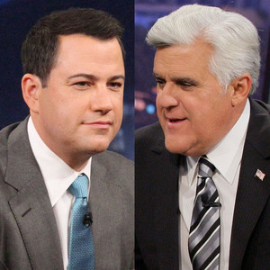 """Jimmy Kimmel Slams Jay Leno (Again): """"He Totally Sold Out"""""""