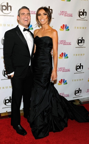 Andy Cohen, Giuliana Rancic, Miss Universe